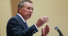 """Kasich camp bashes Priebus, warns of national GOP 'wipeout' They are at odds over the Ohio governor's continued refusal to endorse Trump.   """"Thankfully, there are still leaders in this country who put principles before politics,"""" said John Weaver, Kasich's adviser, adding, """"The idea of a greater purpose beyond oneself may be alien to political party bosses like Reince Priebus, but it is at the center of everything Governor Kasich does."""""""