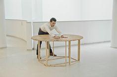 FAN Table on Behance