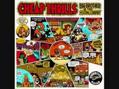 """Combination of the Two,"" from ""Cheap Thrills,"" Big Brother and the Holding Company with Janis Joplin, 1968"