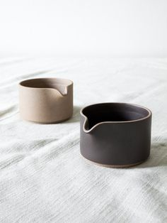 pinned by barefootstyling.com Hasami Porcelain Milk Pitcher