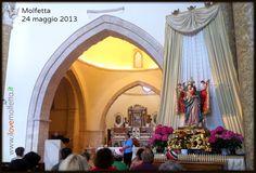 Madonna dei Martiri - MOLFETTA Basilica MdM