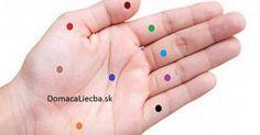 Stimuláciou bodov na dlani dokážete zmierniť rôzne zdravotné problémy. Pozrite sa, s čím vám dokážu pomôcť konkrétne body.