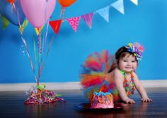 Carousel Tutu - Customize tutu size, Great for Baby Girls Dance 1st Birthdays Photos Dress up