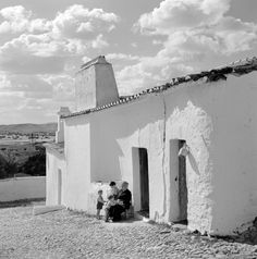 I need more ties Algarve, Lewis Baltz, Rural House, Portuguese Tiles, Courtyard House, Old Photos, Madrid, 1, Black And White
