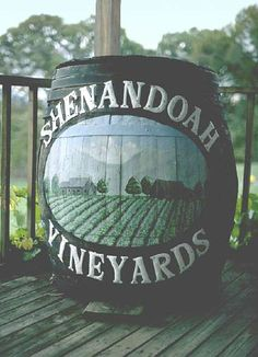 Each year, the Shenandoah Vineyards hosts a Harvest Festival in September, featuring wine tastings, arts & crafts, and more!