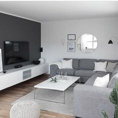 "2,691 Likes, 9 Comments - Sussi Nielsen (@villanielsen) on Instagram: ""Good morning Sharing from my tag #villanielsen. This beautiful livingroom belongs to @berit.home.…"""