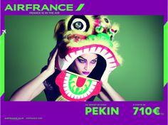 Air France - France is in the air - Pékin