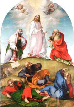 Trasfigurazione, 1512