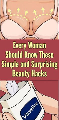 Beauty hacks are of utmost importance in these times where we don't have the time to take care of ourselves. These natural remedies will fix your problems quickly, without causing any harm to your skin.
