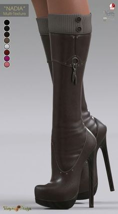 Check out this Second Life Marketplace Item! Elegant High Heels 6d85b7f3d