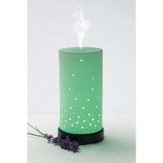 Aspire, a sleek and attractive Scentsy diffuser with industry leading setting options.