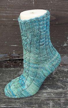 Rivaner Socken by Michaela Wirtz