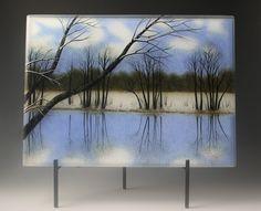 J David Norton_winter water