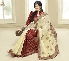 beautiful Bridal #saree