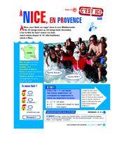 Noël à Nice, en Provence