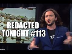 26 Aug '16:  [113] Lawsuit Against DNC, Army Misplaces Trillions, #NoDAPL Bigger Than Expected - YouTube - Redacted Tonight - 26:47
