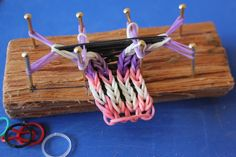 How to make a bracelet loom