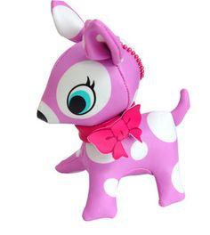 The Puchi Babie (Multi Polka Dots Pink)