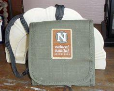 Natural Habitat Adventures Expedition Travel Wallet #NaturalHabitat