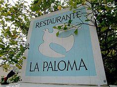 We love La Paloma in San Lorenzo Ibiza...