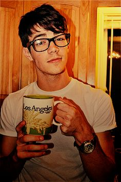 Grant Gustin. What a hottie! i love it cause he looks so natural it just makes me smile when i see guys like this cause you don't see that much from guys!