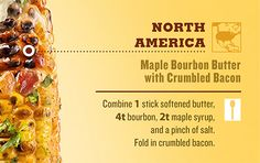 Grilled Corn Recipes from around the World #infographic