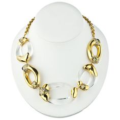 I love Alexis Bittar!  New for spring...