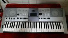 Yamaha PSR-E413 Keyboard with Stand  VERY GOOD CONDITON #Yamaha