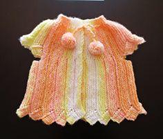 Veste pour bébé / Gilet comfortable pour fille et garçons / Cardigan handmade / Manteau / Pull en laine/ veste légere de la boutique FILFILIHANDMADE sur Etsyv #jacket #babygift #baby #babyshower #babyclothes #kidsclothes