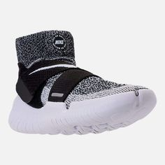 Women's Nike Free RN Motion Flyknit 2018 Running Shoes Innovative, foot-hugging comfort on the Women's Nike Free RN Motion Flyknit 2018 Running Shoes Seam-free Flyknit construction hugs your feet Auxetic outsole expands and contracts with every step Ultra-thin, mid-cut collar adapts to your foot Customizable strap construction offers a tuned fit and pressure-free comfort Co-molded midsole with multiple densities of foam The Nike Free RN Motion Flyknit 2018 is imported. A body in motion… Hot Shoes, Women's Shoes, Shoes Sneakers, Nike Free Flyknit, Hugs, Running Shoes, Nike Women, Construction, Sandals