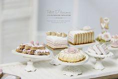 Eclairs blanc avec Rose framboise en pâtisserie par PetitDlicious