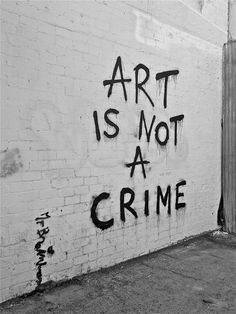Graffiti can be truly amazing. Our cities need more, not trashy graffiti, but wall art. Urbane Kunst, Art Du Monde, Street Art Graffiti, Urban Graffiti, Graffiti Art Drawings, Urban Art, Urban Street Art, Oeuvre D'art, Art Quotes