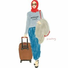 #sketchbook #drawing ###drawing #learning #illustration #sketching #fashion #design #copicmarkers #hijab#sketches #hijabfashion