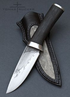 Custom Handmade Knives - Tomas Rucker: