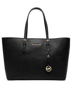 WANT. MICHAEL Michael Kors Handbag, Jet Set Medium Multi Function Travel Tote