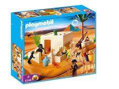 Playmobil 4246 - Tumba con Tesoro: Amazon.es: Juguetes y juegos