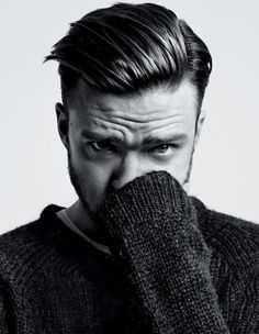 Pin for Later: 101 Justin Timberlake Moments You'll Never Forget When he appeared in T, The New York Times Style Magazine. Source: Hedi Slimane/T, The New York Times Style Magazine