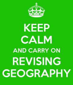 Smart revision for GCSE Geography