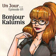 Podcast : Un Jour #01  Bonjour Kalumis  Et bien le bonjour cher tous ! Oui cela fait longtemps mais me revoilà. Je voulais vous parler le Bonjour Kalumis faire une mini et modeste étude et ce sera donc mon premier sujet de podcast (car oui je me lance !)  Vous pouvez retrouver le premier épisode sur : SoundCloud : https://soundcloud.com/kalumis/un-jour-01-bonjour-kalumis Youtube : https://youtu.be/3Tk3JsP7Gkg  Je suis impatiente davoir vos avis ! Bonne écoute et merci de votre soutien…