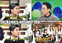 He got a point in here :D | allkpop Meme Center