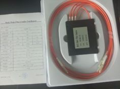 1 to 3 multimode ABS Module Fused Type Fiber Optic Splitter (7)