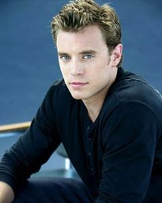 I love Billy on Young and Restless. . .