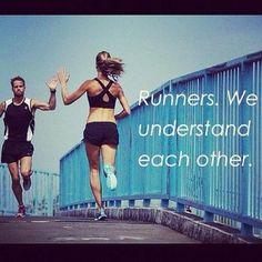 fitblr health weight loss run running healthy fitness work out runner Runners Running Humor, Running Quotes, Running Workouts, Track Quotes, Running Buddies, Track Workout, Sport Motivation, Fitness Motivation, Fitness Quotes
