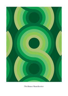 Yootha Art Print - Forest - A3 Art Print