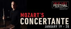 Wolfgang Amadeus Mozart: Overture to The Marriage of Figaro, Oboe Concerto in C major, Horn Concerto in D major, Sinfonia concertante in E flat major – Detroit Symphony Orchestra, Leonard Slatkin – Friday, January 20, 2017, 05:45 PM – Live on Livestream