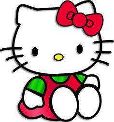 ♥ Dibujos a color ♥: ♥ Dibujos Kitty ♥