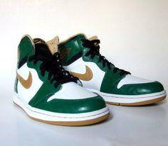 Air Jordan I High Celtics-release date