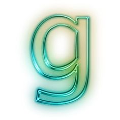Letter G Icon #110686