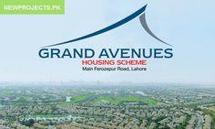 Grand Avenues Lahore