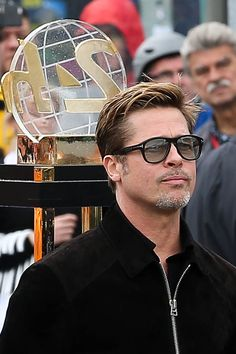 Brad Pitt looks hot at Le Mans 24 hour race and The Undefeated asks if he is the wokest white man in Hollywood|Lainey Gossip Entertainment Update